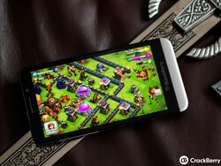 How to install Clash of Clans on BlackBerry