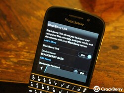 Dear Berry: How do I access files on my Z10 using WiFi on a PC?