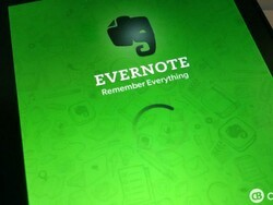 Evernote for BlackBerry 10 updated with various improvements