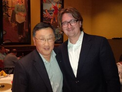 Five Important Observations from having lunch with BlackBerry CEO, John Chen