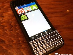 Typo keeps selling, BlackBerry keeps on the attack
