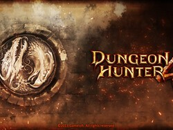 Gameloft brings their free-to-play RPG Dungeon Hunter 4 to BlackBerry World