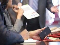 Salesforce and BlackBerry team up