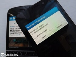 How to use NFC on BlackBerry OS 10.2.1