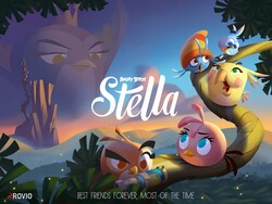 Angry Birds Stella coming this fall