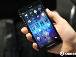 BlackBerry Z3 strolls into the FCC seeking approval