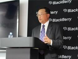 John Chen wants BlackBerry to be more than niche
