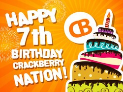 CrackBerry's 7th Birthday Contest Winners!