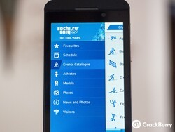 Behind the making of the amazing BlackBerry 10 Sochi Olympics app