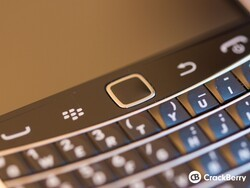 Newest BlackBerry 10 device could see the return of the trackpad and function keys