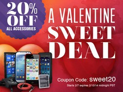 ShopCrackBerry Sale: Love Your Phone this Valentine's Day!