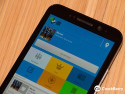 Foursquare for BlackBerry 10 gets overhauled, brings a new look and bug fixes