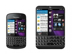 From the forums: The 5 inch QWERTY BlackBerry 10 concept