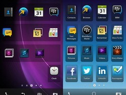 From the forums: The BlackBerry 10.3 UI concept