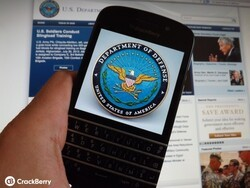"""BlackBerry 10 the first mobile OS to receive """"full operation capability"""" authorization for US Department of Defense networks"""