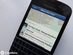 Hands on with what's new in Facebook 10.4 for BlackBerry 10