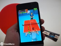 Get Real Table Tennis onto your BlackBerry 10 smartphone