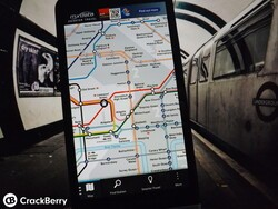 Coming to London? Tube Map for BlackBerry 10 gets updated with a ton of awesome enhancements