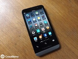 The BlackBerry Z30 gets a price cut in India for a limited time