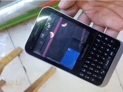 BlackBerry Kopi caught on camera once again
