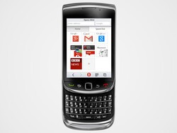 Opera Mini 8 for BlackBerry OS devices now available