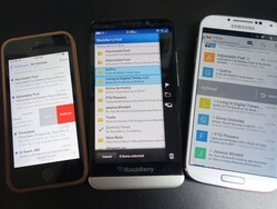 Would you like to be able to archive email with a swipe in the BlackBerry 10 Hub?