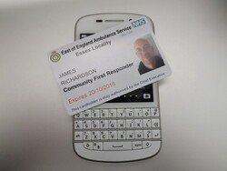 Blue lights ready - Intergraph's Mobile Responder app hits BlackBerry 10