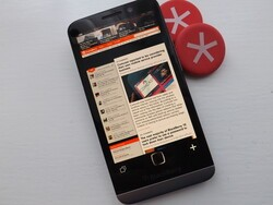 Alpha Browser for BlackBerry 10 gets a sweet update with new features introduced