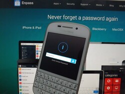 Export your secret information from BlackBerry Password Keeper to Enpass version 4.0.0