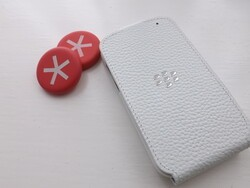 Review: BlackBerry Flip Shell Case for the Q10