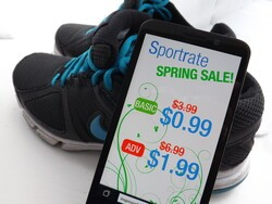 Sportrate Fitness Tracker for BlackBerry 10 goes on sale for the weekend