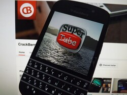 SuperTube for BlackBerry 10  gets updated once again with new features and enhancements
