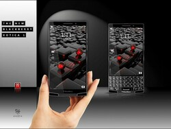 From the forums: The BlackBerry Xotica Concept