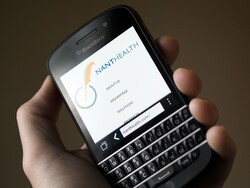 BlackBerry invests in healthcare IT firm NantHealth
