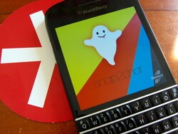 Hands-on with Snap2Chat for BlackBerry 10