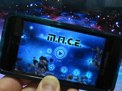 Hey space cadet, prevent an alien invasion in MACE for BlackBerry 10
