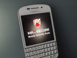 Scan for threats in the background as Max Mobile Security goes headless