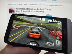 Fancy some free racing? Check out Real Race: Racing on Asphalt Tracks for BlackBerry 10