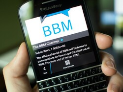 When a BBM channel crosses 1 million subscribers, this nerdery is what you get