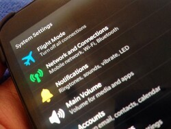 BlackBerry OS 10.3 will give you the ability to rearrange the Settings menu