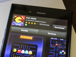 PAC-MAN is celebrating his birthday with a sale in BlackBerry World