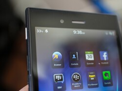 How to instantly view your remaining battery percentage with the BlackBerry Z3