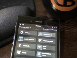 How to use custom Quick Settings with the BlackBerry Z3