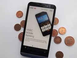 HSBC port their Android banking app over to BlackBerry 10