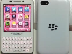 Unreleased BlackBerry 'Kopi' appears on eBay
