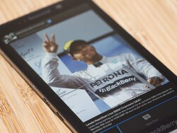 Join Lewis Hamilton for a live Q&A session on BBM Channels!