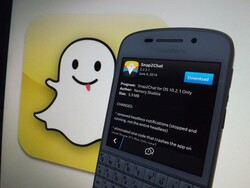 New version of Snap2Chat now available in the BlackBerry Beta Zone