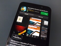 500 free copies of Web Splitter for BlackBerry 10 up for grabs