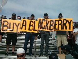 A wonderful weekend of CrackBerry fun at the Canadian Grand Prix!