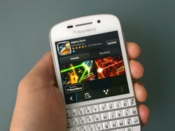 Plenty of new features come to Alpha Zero for BlackBerry 10 in the latest update